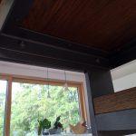 Stahlwangentreppe mit Holzstufen Befestigung